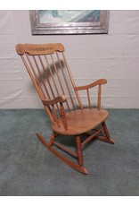 Studio District Solid wood rocking chair