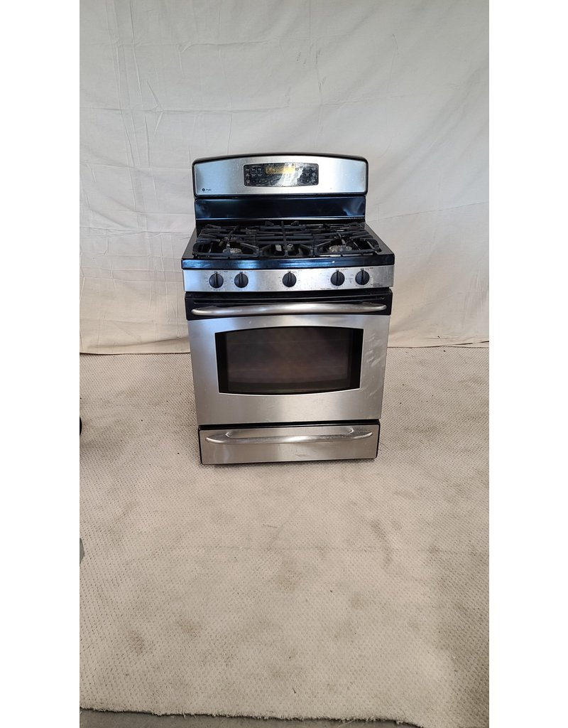 East York GE Stainless Steel Gas Stove