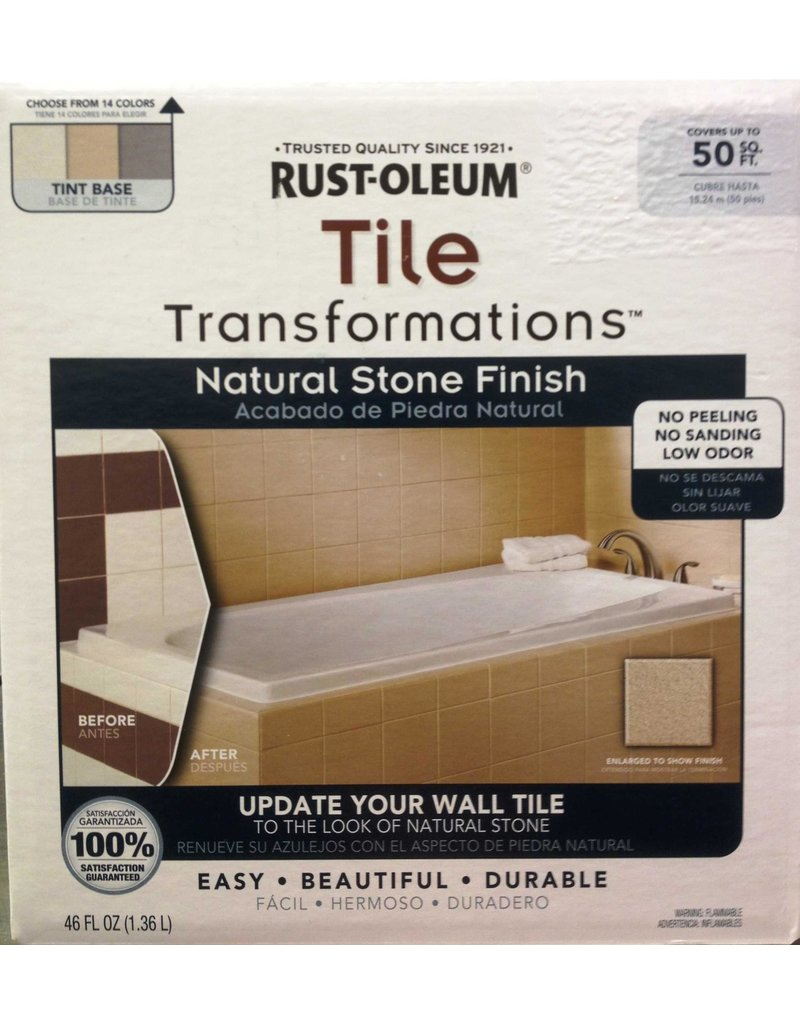 Studio District Rust-Oleum Tile Transformations