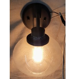 East York Globe Wall Sconce
