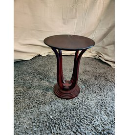 Markham West Wooden side table