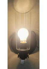 East York Dark Chocolate Brown Wall Sconce