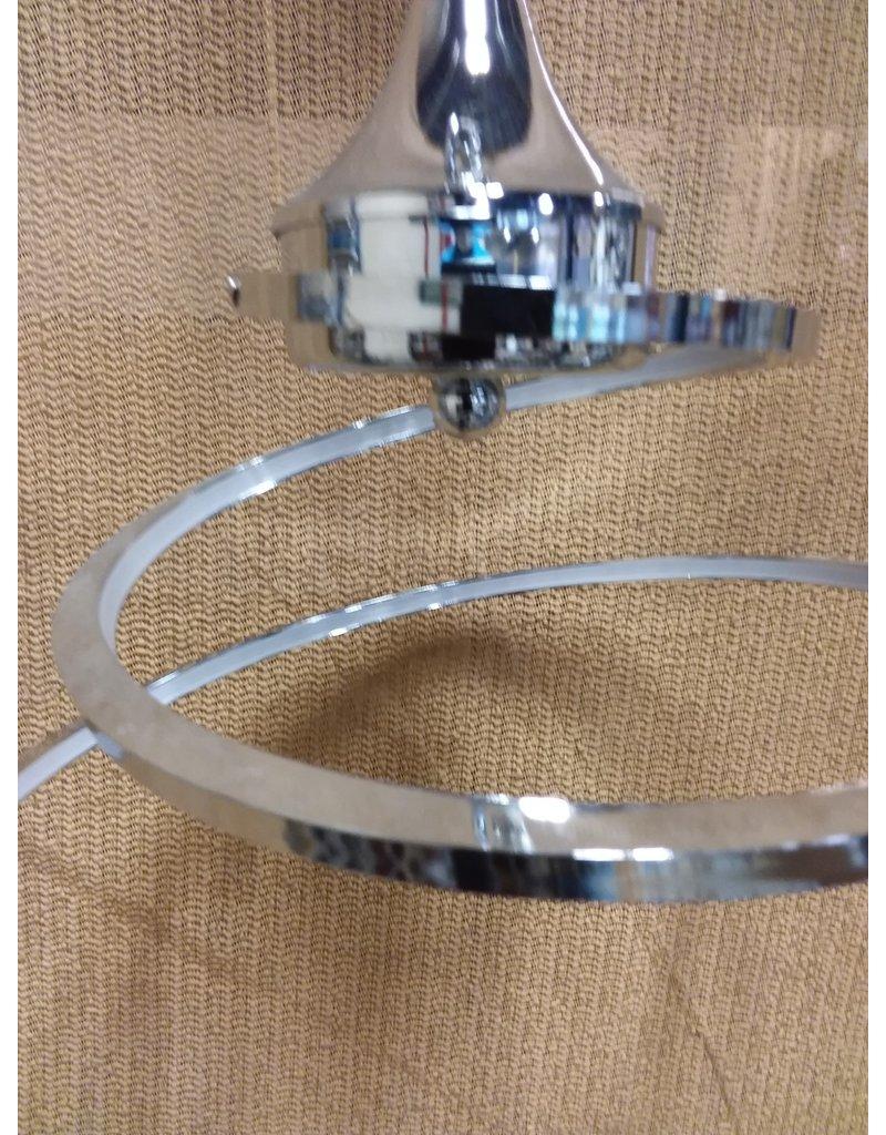 North York Spiral LED chandelier