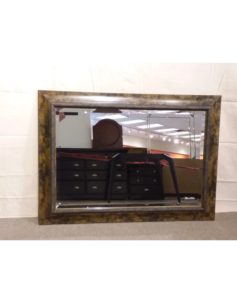 Vaughan Brown Framed Bevelled Mirror
