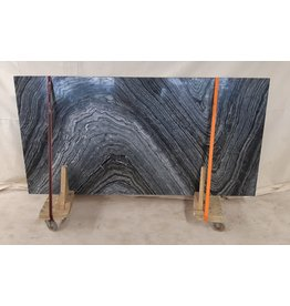 Markham West Marble Dining Room Table Top - Black