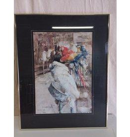North York Bird Art print - by J. Crawhall