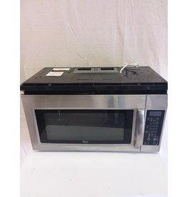 North York Whirlpool stainless steel microwave