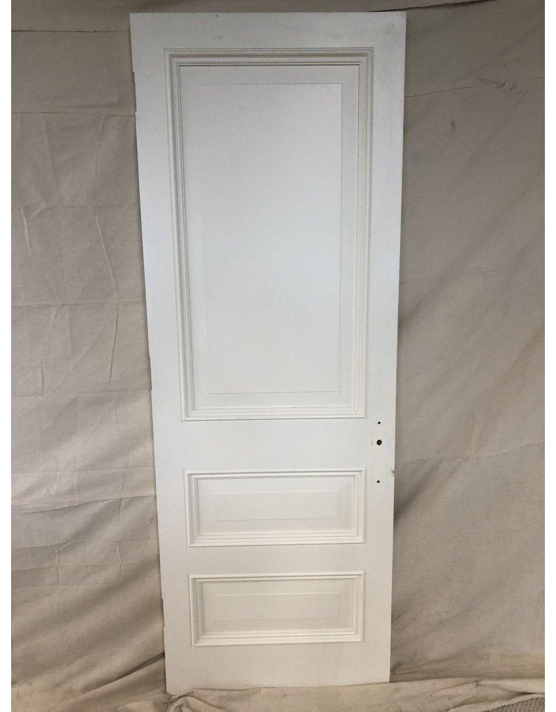 """East York 3 panel Door 82"""" X 32"""""""