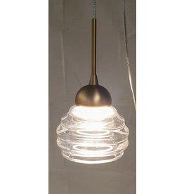East York LED ceiling light