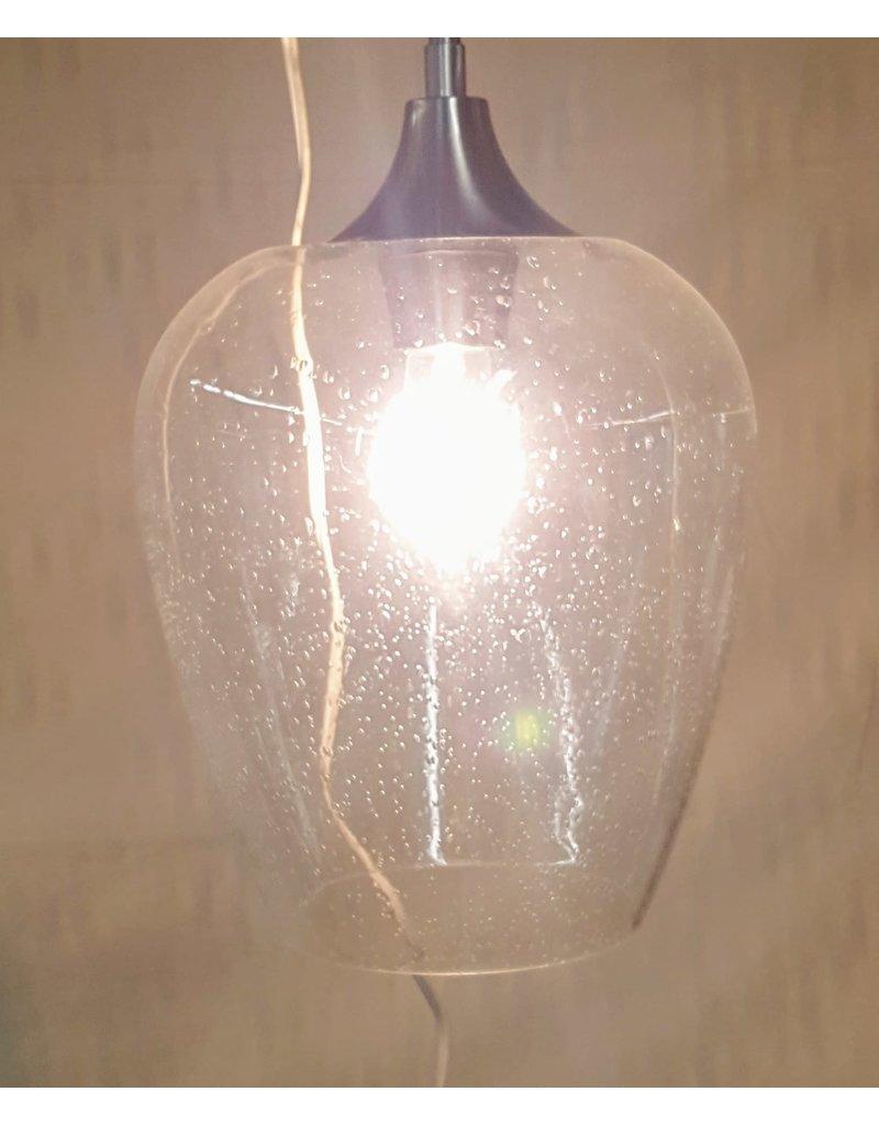 East York Apple shaped ceiling light