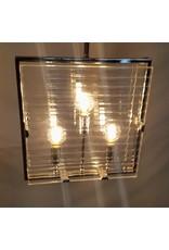 East York 3 light ceiling chandelier