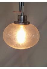 East York Globe chandelier - single light