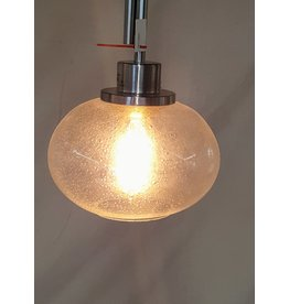 East York Globe chandelier - single light