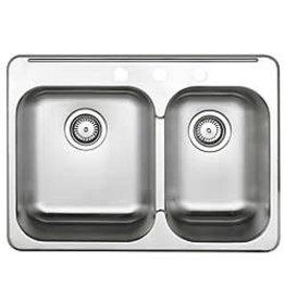 East York Double Sink