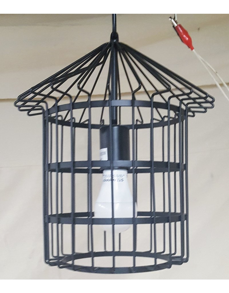 East York Bird cage chandelier - single light