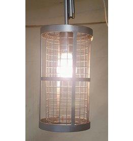 East York 1 light cage chandelier