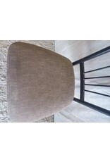 North York Bar height swivelling dining chair
