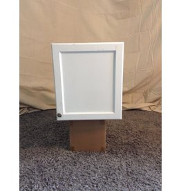 Markham West Simple square cabinet