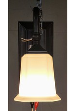 East York Bronze wall sconce