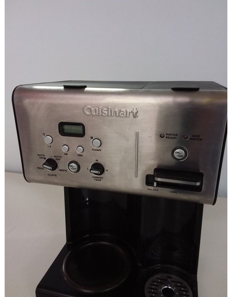 Studio District Cuisinart Coffee Plus Coffee Maker