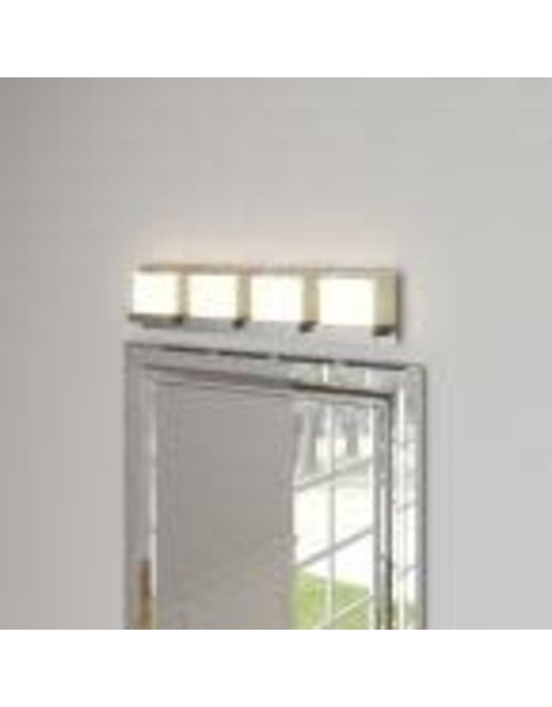 Studio District 4 Light Led Vanity Fixture