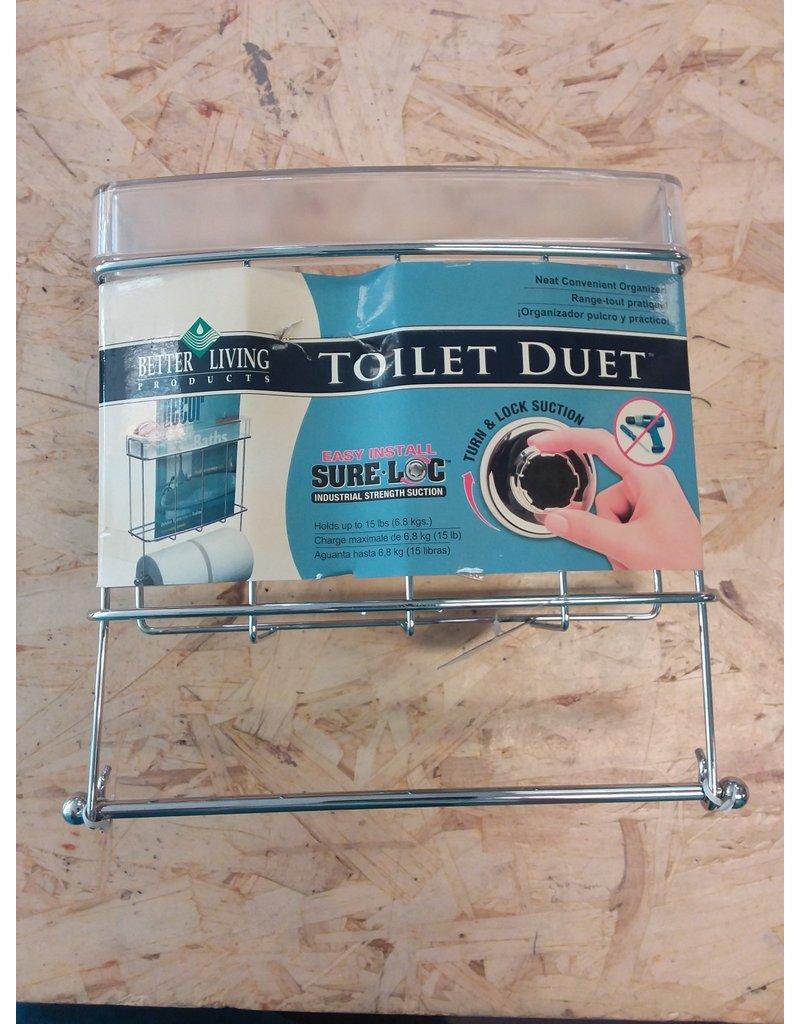 Vaughan BL Toilet Paper & Magazine Holder