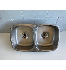 North York Double Kitchen Sink