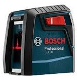 Studio District Bosch 30 ft. Self-Leveling Cross-Line Laser Level