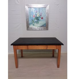 Studio District Leather top writing desk