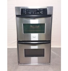Studio District Whirlpool stainless steel double wall oven