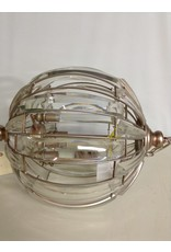 Studio District Glass Globe Ceiling Light