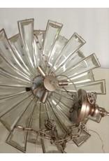 Studio District Half Globe Glass Ceiling Light