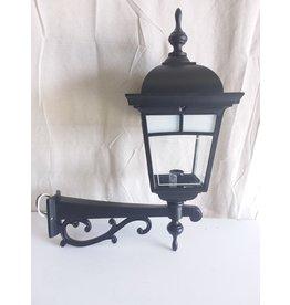 North York Black lantern style light fixture