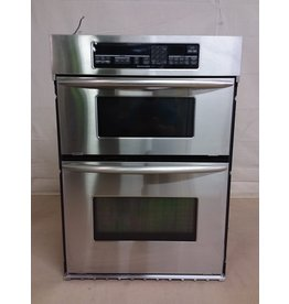 Studio District KitchenAid convection wall oven and microwave
