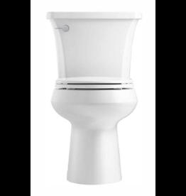 East York Kohler Highline Arc The Complete Solution 2-piece 1.28 GPF Single Flush Round-Front Toilet in White