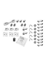 East York Electrolux 3 Inlet Installation Kit (no pipe)