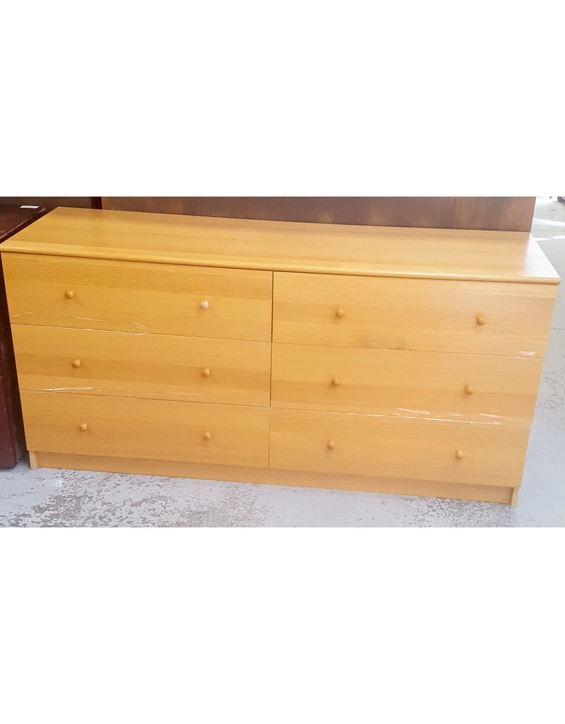 East York Bedroom drawer set - 6 Drawers