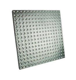Studio District Galvanized Pegboard