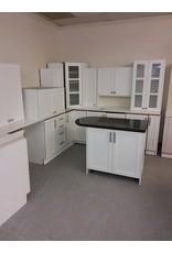 Vaughan White Kitchen