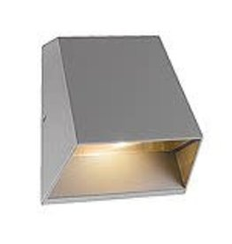 Studio District Kilo 1Light LED Outdoor Wall Mount, Marine Grey Finish