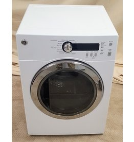 East York GE Dryer - Apartment Size - White