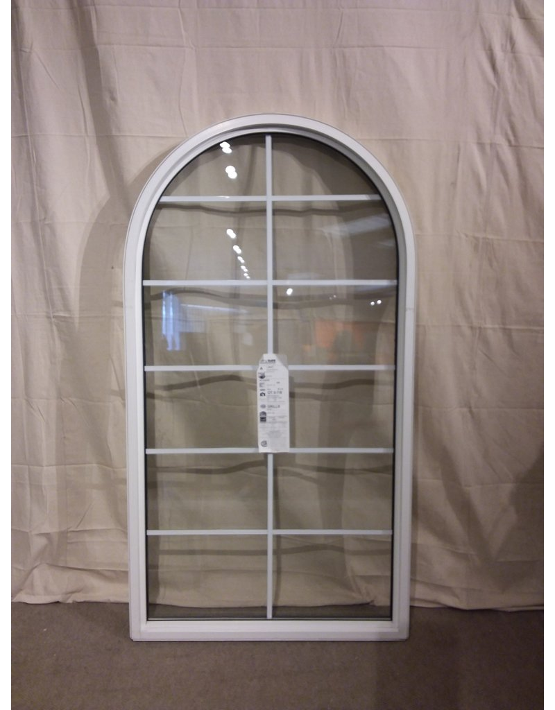 Vaughan Arched Vertical Window