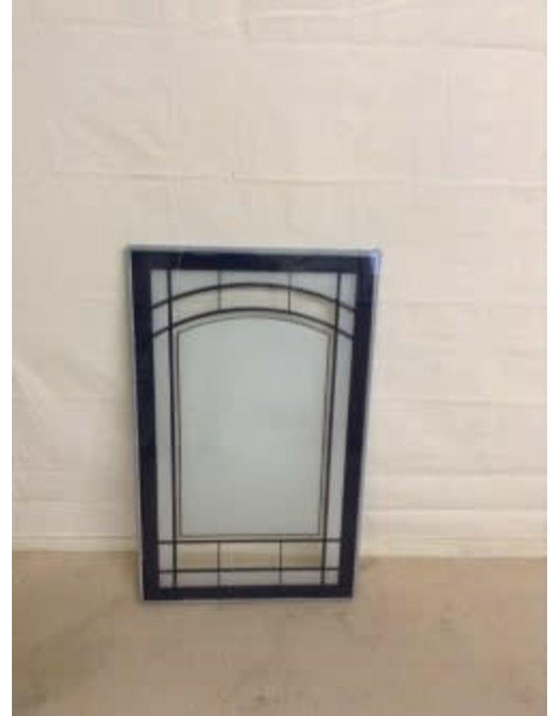 Studio District Exterior Door Glass Insert