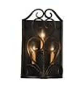 Studio District 3-Light Wall Sconce with Autumn Bronze Finish
