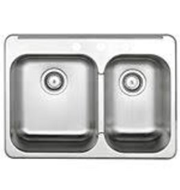 Brampton Blanco 2 Bowl Kitchen Sink