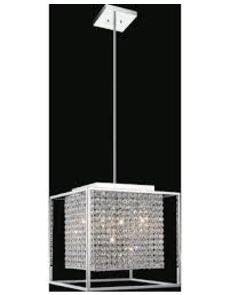 Studio District 3 Light Single Pendant