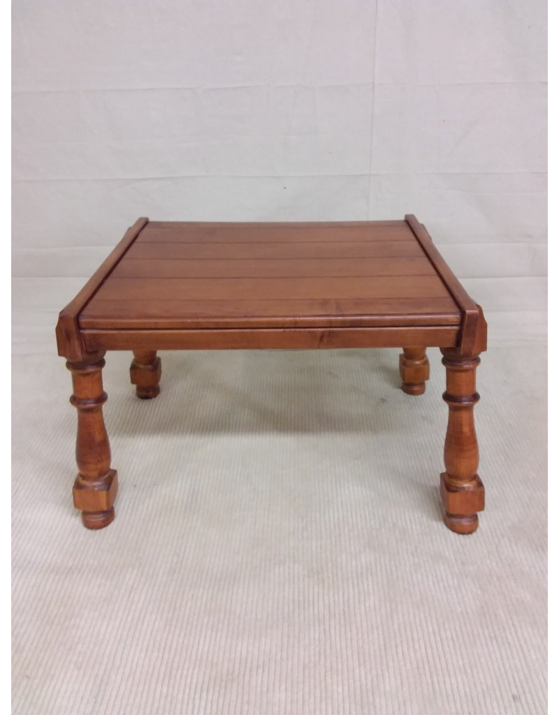 Studio District Pine coffee table