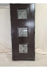 East York 84x36 Brown Ext Door