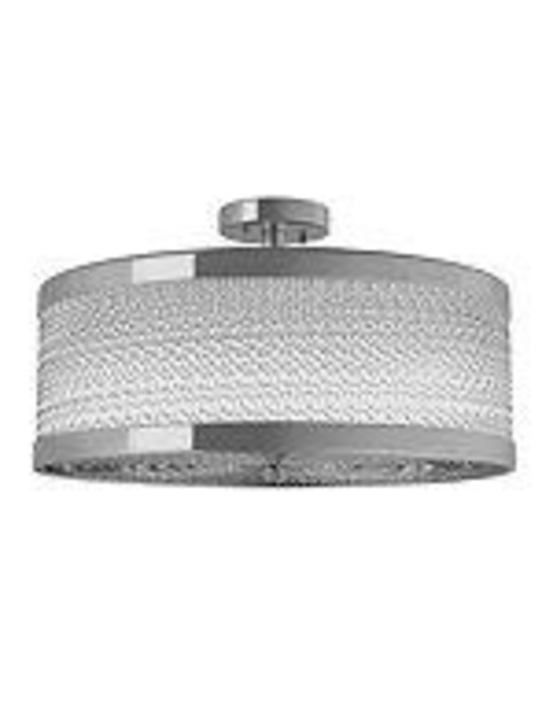 Brampton Ceiling Light with Crystal Glass