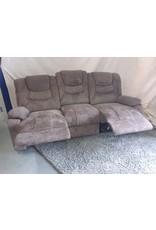 Markham West 3 seat recliner